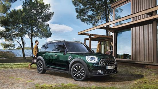 MINI Countryman Édition Oakwood