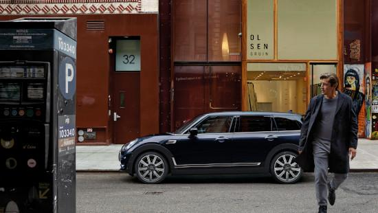 MINI Nouvelle Edition Canonbury.