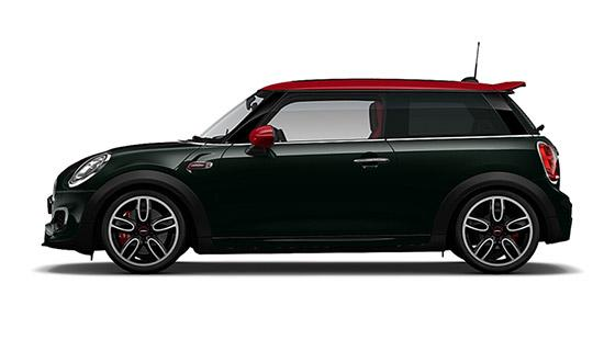 MINI John Cooper Works Hatch