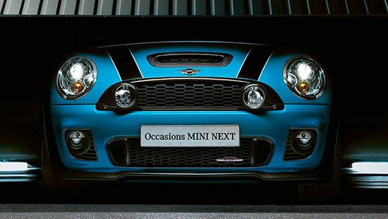 MINI NEXT Occasions.